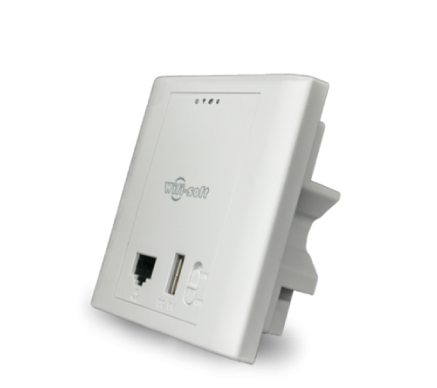 Wifi soft UM 210N access point supplier in Bengaluru, India
