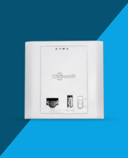 Wifi soft UM 210N access point supplier in Delhi India